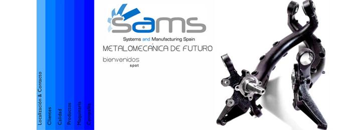 SAMS. Diseño web