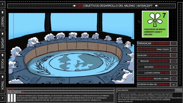 Cortometraje animación Econopoly La Editoria y Utopi