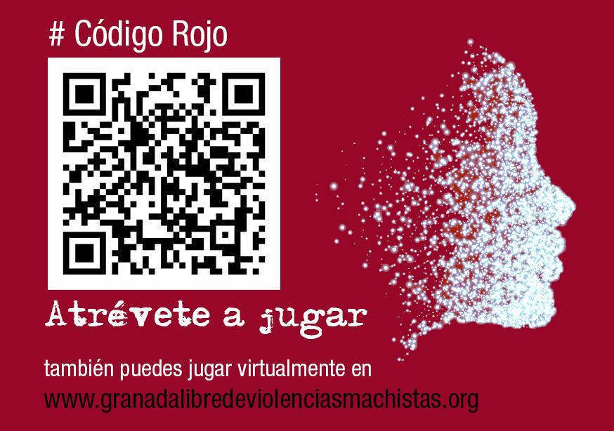 Codigo QR Juego Transmedia 1 Utopi Granada