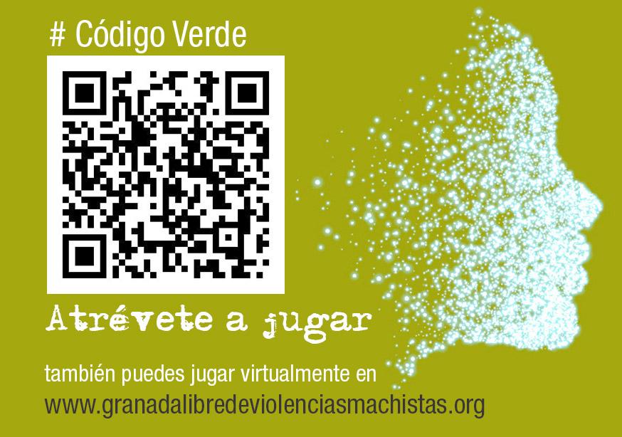 Codigo QR Juego Transmedia 1 Utopi Malaga