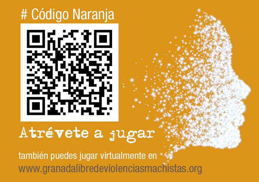 Codigo QR Juego Transmedia 1 Utopi Almeria