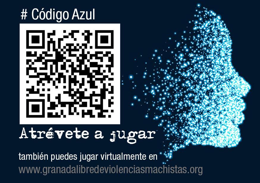 Codigo QR Juego Realidad Alternativa (ARG) Utopi Almeria