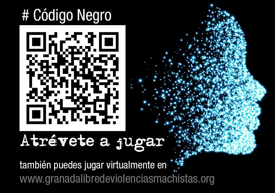 Codigo QR Juego Realidad Alternativa (ARG) Utopi Granada