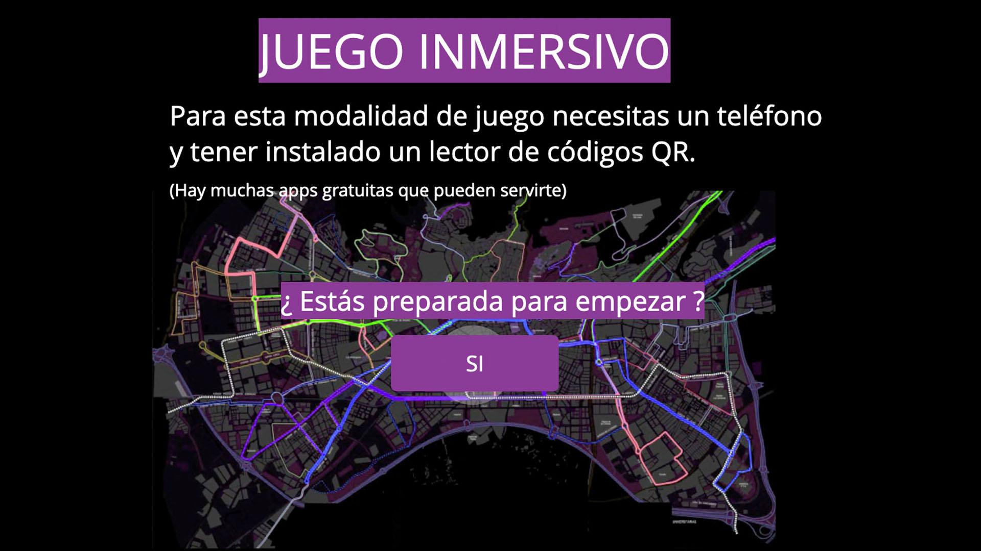 Juego Transmedia Inmersivo Utopi 2 Granada