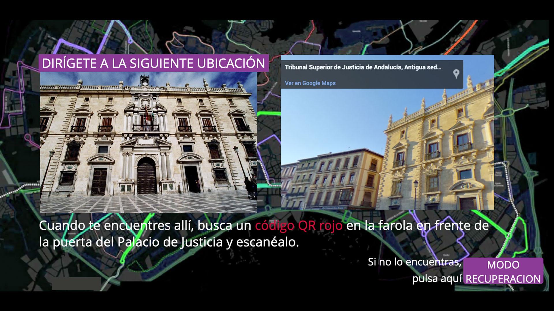 Juego Transmedia Realidad Alternativa (ARG) Utopi 4 Granada