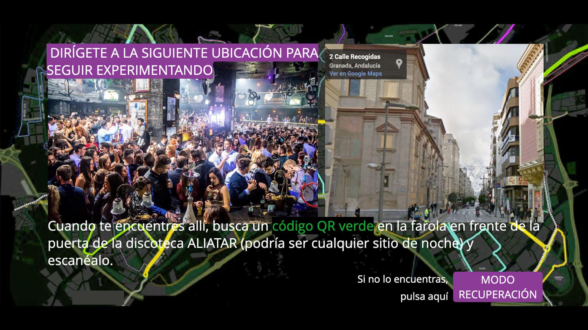 Juego Transmedia Realidad Alternativa (ARG) Utopi Malaga